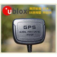 USB GPS+Glonass+北斗BDS天线Win10路测 奥维谷歌地图定位导航