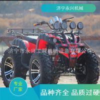 汽油机沙滩车四轮车 四轮全地形摩托车全新升级产品