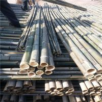批发山西竹竿 西红柿豆角山药支架和蘑菇棚搭架用的2.5米-6米竹竿