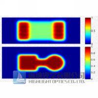 定制光束整形器 特殊图案光束整形DOE Holoor衍射元件