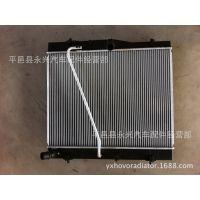 0705年款-丰田海狮TRH21汽车散热器2孔水箱 QUANTUM2.7L原厂正品