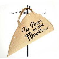 饰品袋麻布袋装饰袋 鲜花礼品包装
