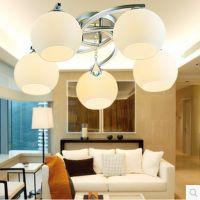 新中式个性创意荷花艺术灯客厅卧室过道灯具现代简约led餐