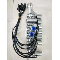 小松挖掘机PC360-7原厂电磁阀组总成特价促销
