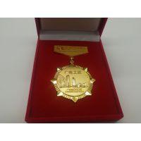 纪念章定制厂家 退伍荣誉勋章 金属纪念礼品