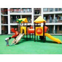 湖南奥晟体育游艺设施厂家 运动休闲长沙市儿童娱乐组合滑梯零售/生产