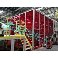 安腾工业铝型材生产厂家专注于焊接机器人防护