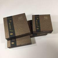 手工巧克力包装盒 正方形纸盒定制礼品盒 情人节送礼礼物盒包装盒