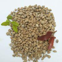 河南旺林水质净化专用 多肉铺面黄金软质麦饭石 水过滤用麦饭石滤料
