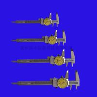 三丰带表卡尺505-673,测量范围0-300mm