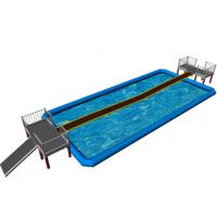 保定加厚 网红桥安全气垫 防护pvc气垫多少钱