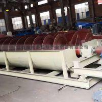 广东螺旋洗砂机多少钱 高效洗砂机生产厂家—维克多整套选矿设备