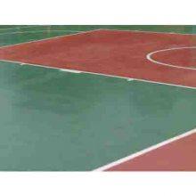硅PU地面材料施工_硅PU球场地面做法_运动场地工程,深圳健宇体育15年以上一线施工经验_值得信赖