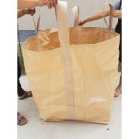 编织袋厂家供应100.100.110全新PP料白色吨袋 集装袋吨袋 编织袋