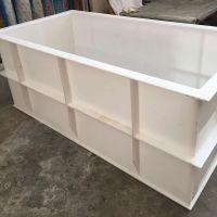 聚乙烯焊接水箱 各种规格水箱焊接加工 来图焊接板材