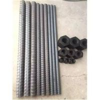 25。32.40精轧螺纹钢现货和配套锚具直供厂家