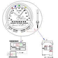 中西供应变压器绕组温控器 型号:BWR2-04JJ(TH)库号:M103247