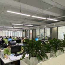 惠州美隔隔墙厂家提供惠州铝合金双玻百叶隔断墙