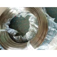 不锈钢镀镍线82B碳钢镀镍弹簧钢丝0.3 0.4 0.45 0.5 0.55 0.6mm易焊接