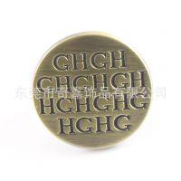 厂家专业生产 各种品牌箱包配件 金属标牌 可定做logo