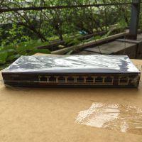 海康威视DS-3E0109P-E 9口百兆POE非网管交换机