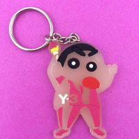 PVC钥匙扣厂家 软胶带金属圈公仔钥匙挂件定制创意小礼品或者赠品