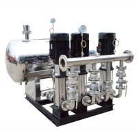 浙江无负压供水设备报价40CDL2-20 温州二次供水设备
