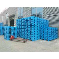 巴南塑胶卡板 1150x900 平板九脚塑料托盘生产厂家 云舟塑胶
