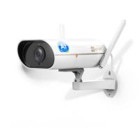 壁挂式互联网智能摄像机(1080P超清、50米红外夜视、防水防尘、人形检测、客流统计)
