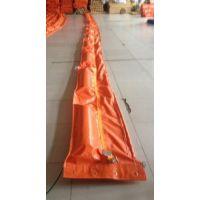 特价供应 450 600mm PVC围油栏 固体浮子式围油栏 油污拦截