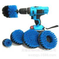 电钻刷 手电钻充电清洁刷 瓷砖清洗刷 汽车轮胎清洗刷 厂家直销