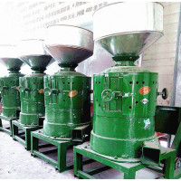 宜兴农村流动成套碾米机 农村小型加工设备大功率