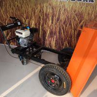工地劳动省油拉渣石斗车 车斗可翻转的双轮车 奔力YT-HD