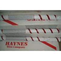 供应哈氏合金焊条焊丝