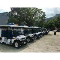 卓越五座的白色警察电动巡逻车哪里有卖?3200*1500*2100