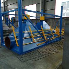 脉冲除尘器 单机除尘器 工业除尘器设备沙克龙 钢板壳体 结构科学 运行可靠
