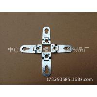 铝框挂钩E608挂钩螺丝相框五金配件 铝合金相框配件挂钩弹片角码