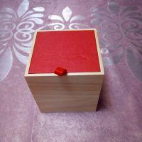 松木礼品包装盒木制茶叶空盒巧克力保健品木头盒子实木礼盒定做