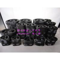 供应高品质同步轮电机皮带 黑色橡胶带 324MXL(B405齿MXL)