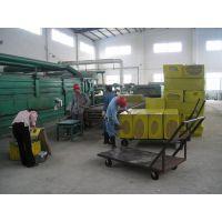 隔墙专用保温岩棉板厂家 墙体保温高密度岩棉板YN09