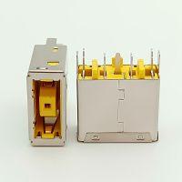 原装联想电脑DC POWER JACK方口7PIN 180度插件