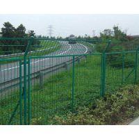 低碳钢丝浸塑框架护栏隔离围网 简易安装外观优美