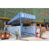 云南安全通道 建筑施工安全过道厂家 汉坤实业
