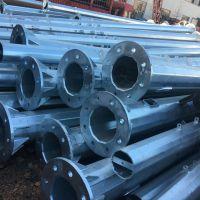 电力钢桩高压铁塔钢杆 高压线路终端杆转角杆 输变电线路钢杆