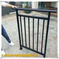 建筑阳台护栏 铁艺护栏 高档小区阳台安全防护栏 护窗隔离配件