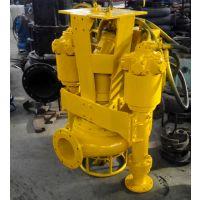 挖机清淤泵-厂家直供耐磨带搅拌