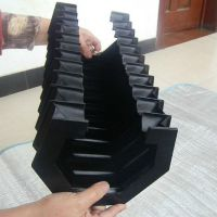 激光切割机风琴式防尘护罩