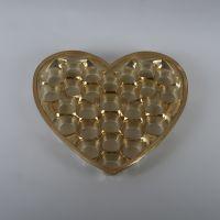 厂家直销上海新陈巧克力用吸塑盒透明包装盒