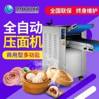 聊城立式电动压面机多少钱 旭众商用全自动压面机价格及图片