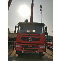 东风T5单桥五节臂8吨随车吊现车厂家出售